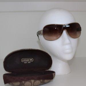 COACH Womens Sunglasses Shades Fashion Designer